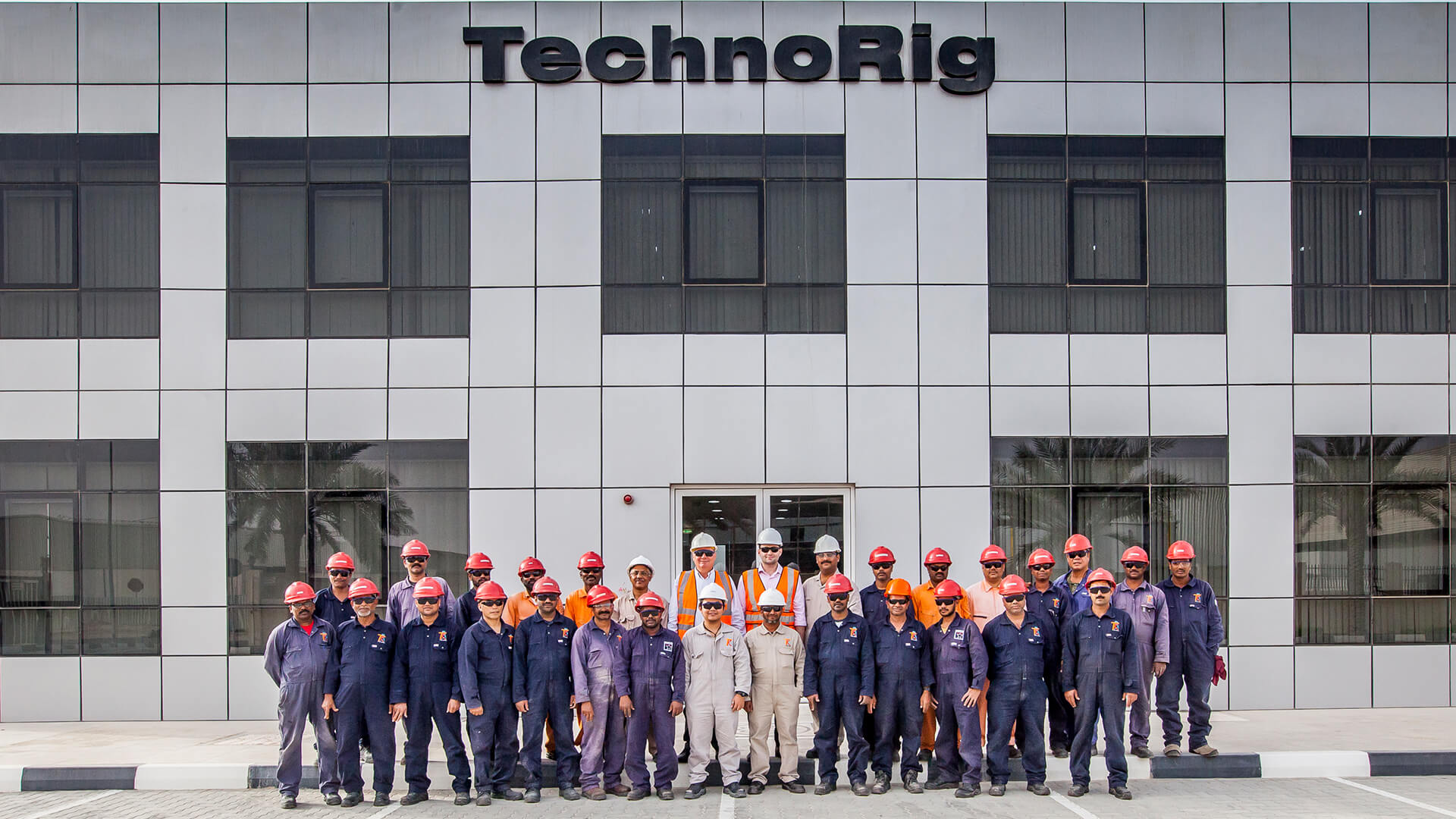 Techno Rig Group – Repair, Modification and manufacture of Oil